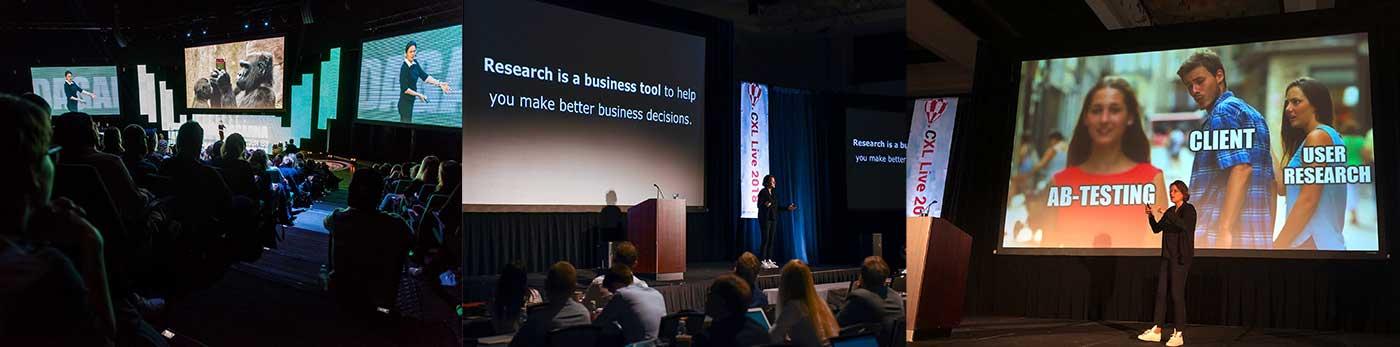 Els Aerts, vrouwelijke keynote spreker over online marketing en customer-centricity