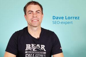 SEO-expert Dave Lorrez