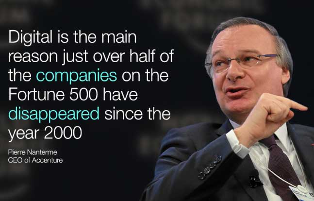 Quote CEO accenture