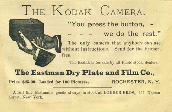 Slogan van Kodak